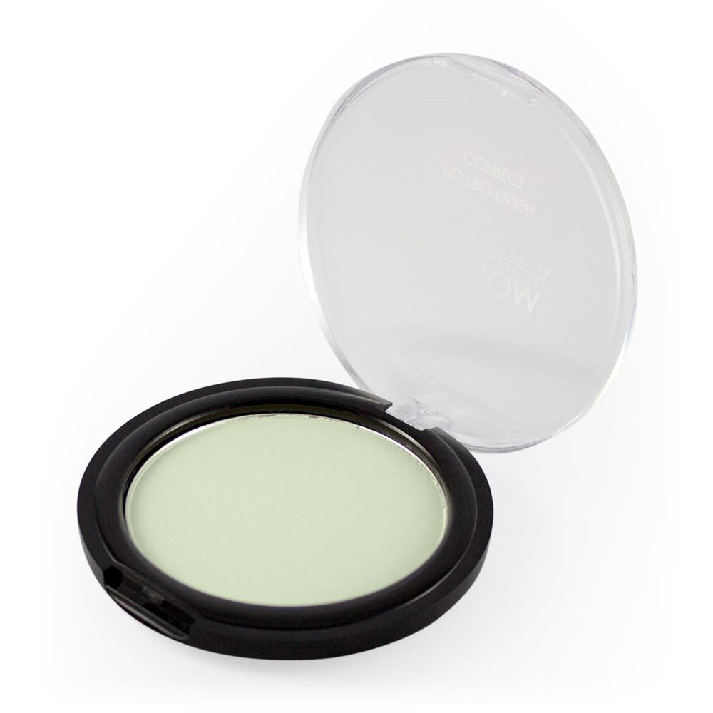 Freedom puder za fiksiranje  - HD Pro Finish Correct (Mint Green)