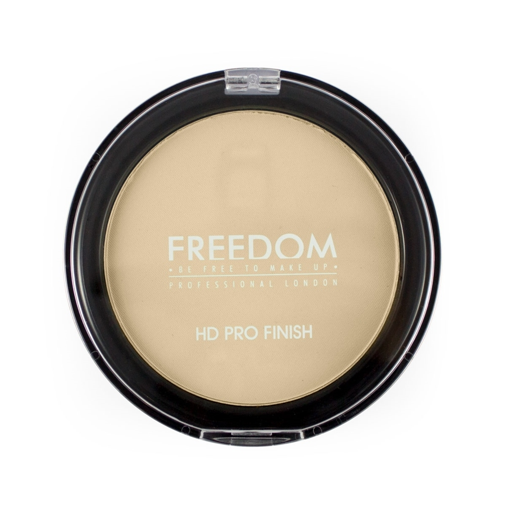 Freedom fixačný púder - HD Pro Finish Powder Translucent