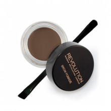Makeup Revolution gel za obrvi - Brow Pomade Ash Brown