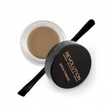 Makeup Revolution gel za obrvi - Brow Pomade Blonde