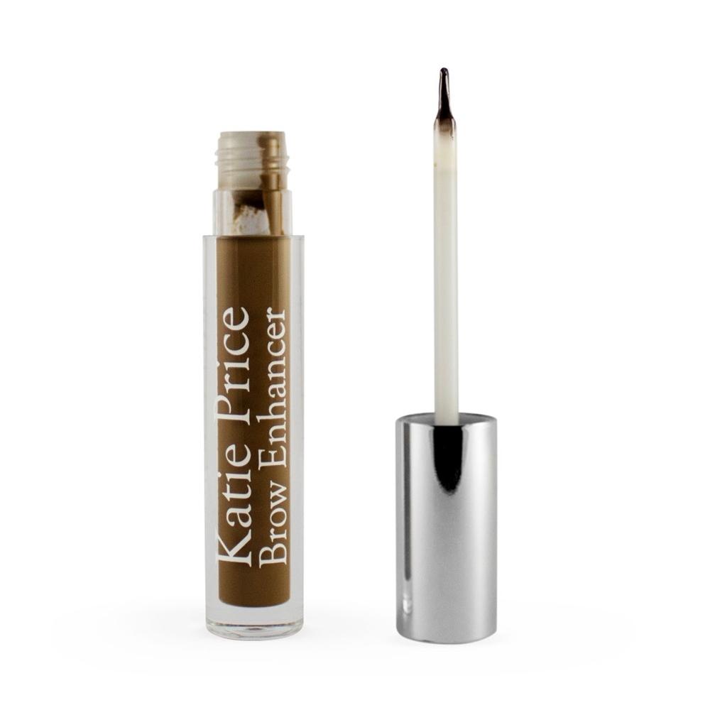 Katie price gel na obo brow enhancer black brown for Dunkelrote na gel