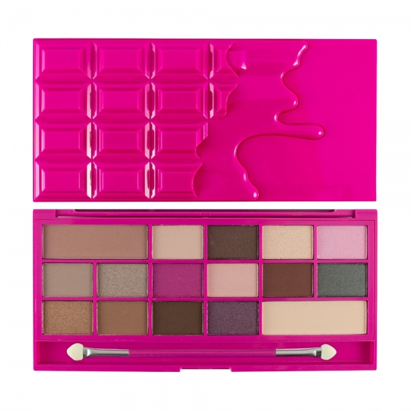 I Heart Makeup Chocolate paleta sjenila - Chocolate Love