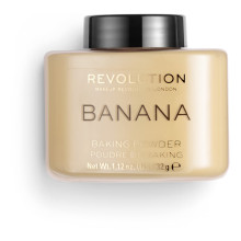 Makeup Revolution puder v prahu - Luxury Banana Powder