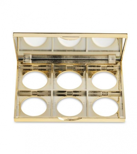 Makeup Obsession paleta magnetica - Medium Luxe Palette - Gold Obsession