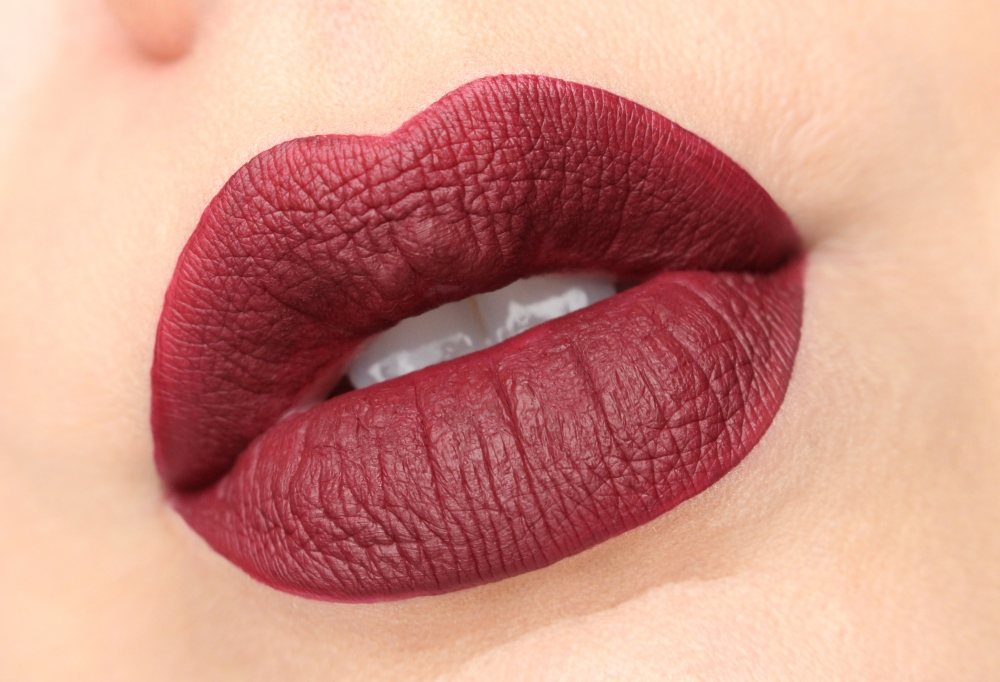 Golden Rose tekutá rtěnka - Longstay Liquid Matte Lipstick No.15