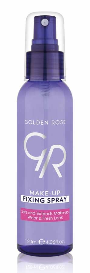 Golden Rose fixátor make-upu - Make-up Fixing Spray