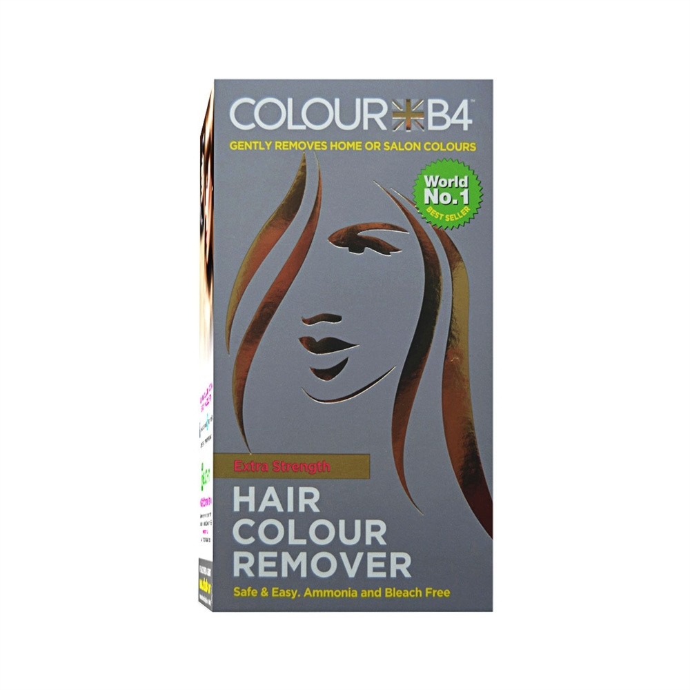 ColourB4 Haarentfärber - Hair Colour Remover - Extra Strength