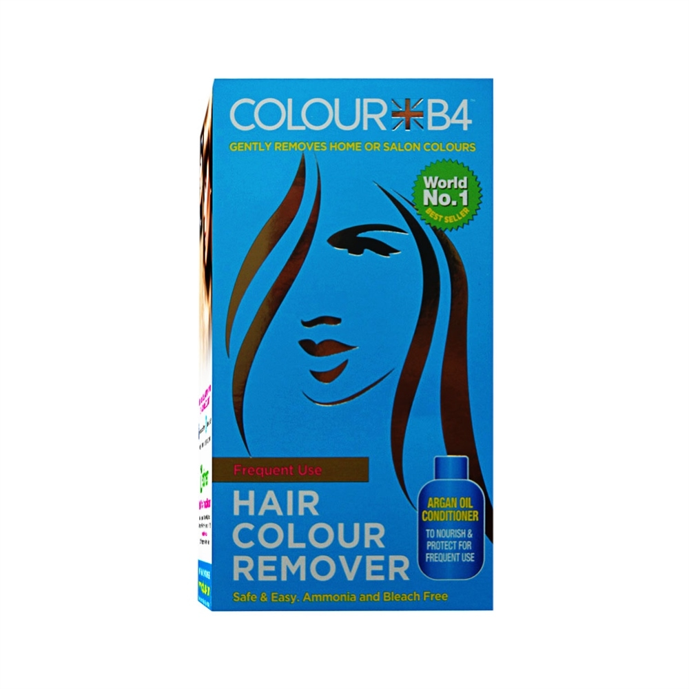 ColourB4 Haarentfärber - Hair Colour Remover - Frequent Use