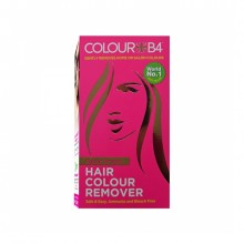 ColourB4 set za odstranjevanje barve za lase z arganovim oljem - Hair Colour Remover - Regular