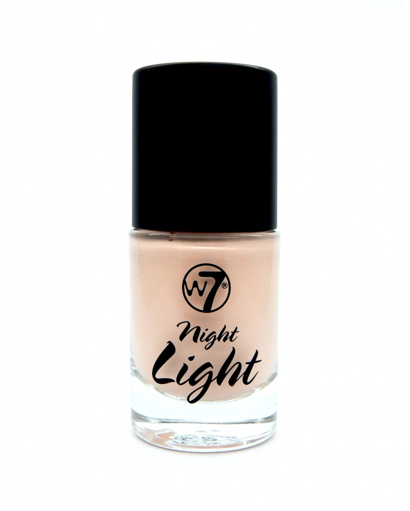 W7 Cosmetics flüssiger Highlighter - Night Light Matte Highlighter & Illuminator