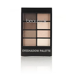 Beauty UK paleta senčil - Pure Romance No.3