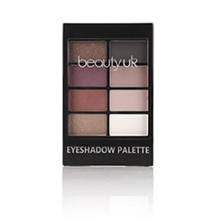 Beauty UK paletka očných tieňov - Feverstruck No.4