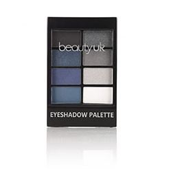 Beauty UK Lidschatten-Palette - After Dark No.6