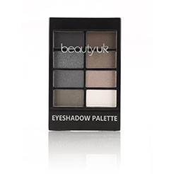 Beauty UK paletka očných tieňov - Black Velvet No.7