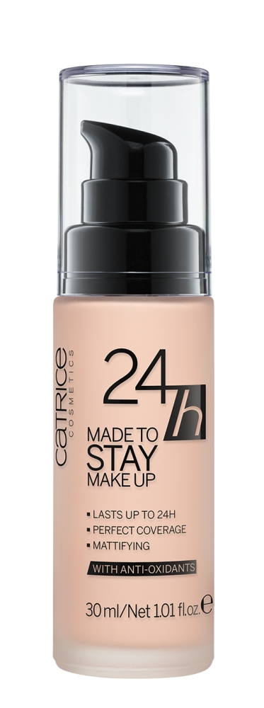 CATRICE flüssige Foundation  24h Made To Stay - 5  Ivory Beige
