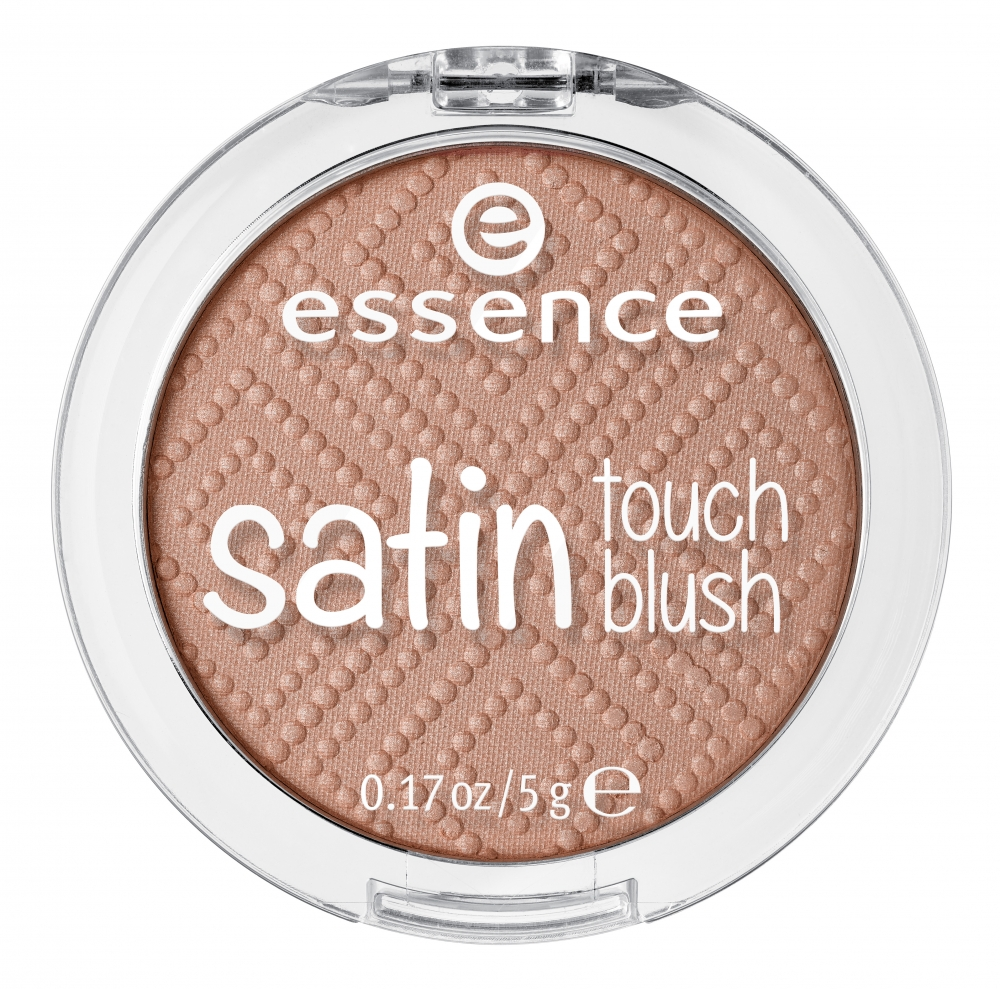 essence kompaktno rumenilo Satin Touch Blush - 30 Satin Bronze