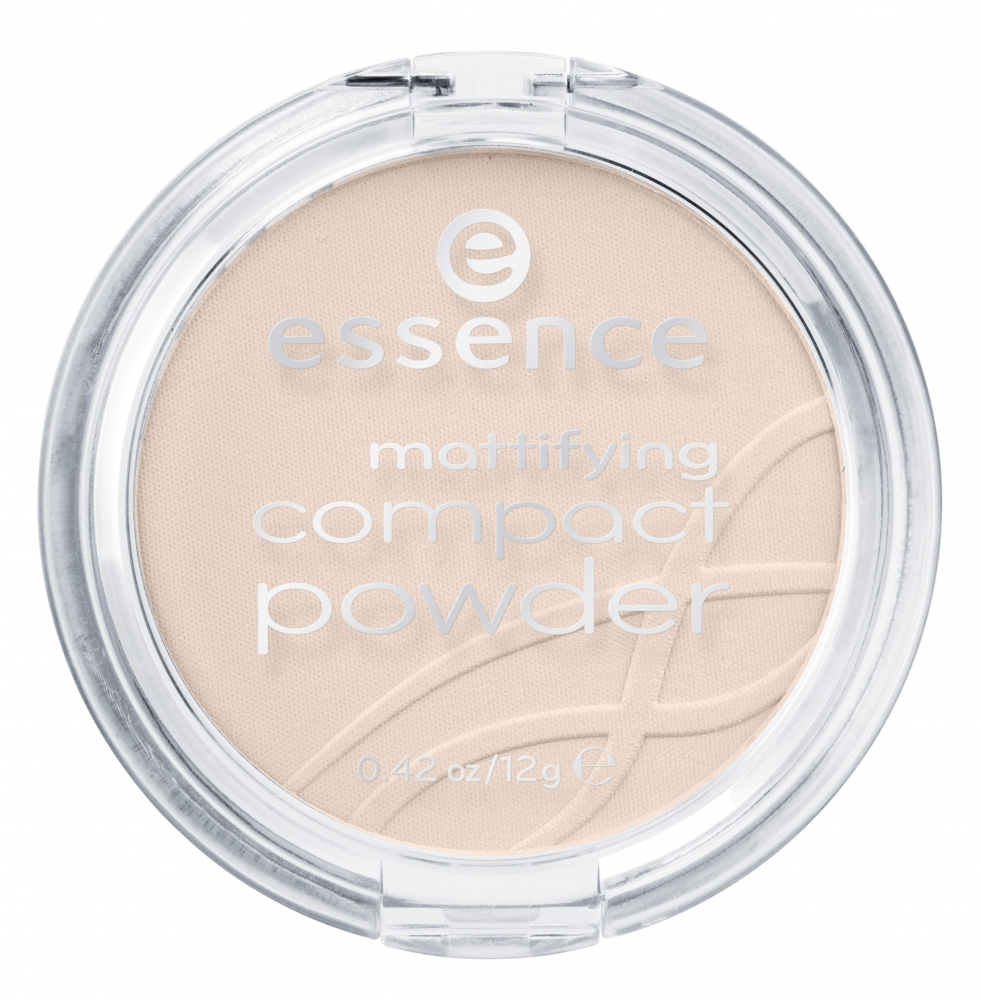 essence matirajući kompaktni puder Mattifying Compact Powder - 04 Perfect Beige