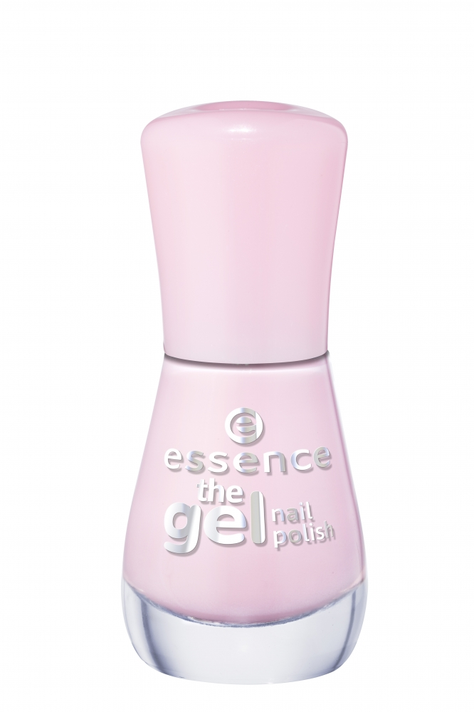 essence лак за нокти The Gel Nail Polish - 05 Sweet As Candy