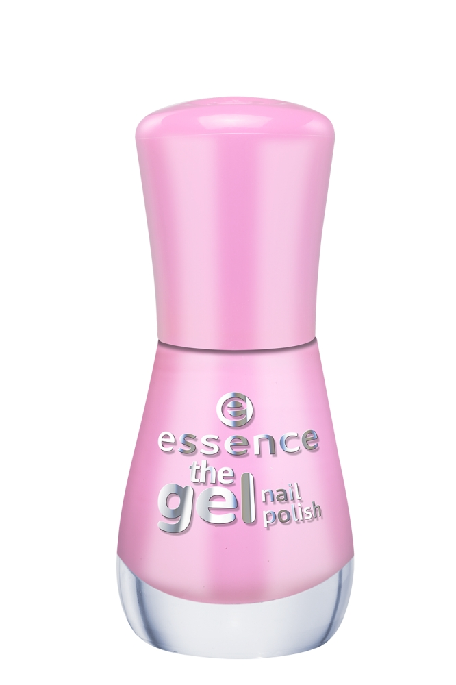 essence лак за нокти The Gel Nail Polish - 55  Be Аwesome Tonight!