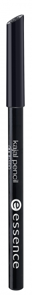 essence olovka za oči Kajal Pencil - 01 Black