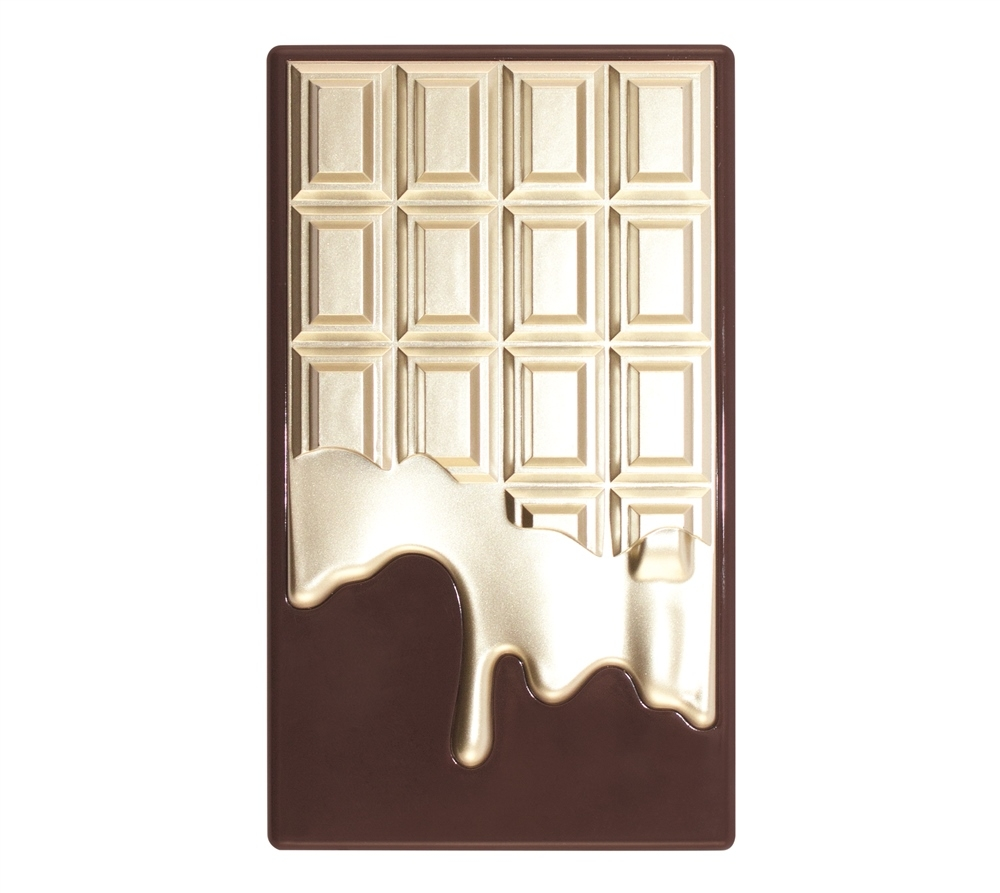 I Heart Makeup Chocolate paleta za konturing obraza - Bronze and Glow