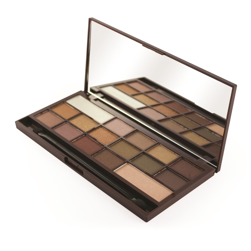 I Heart Makeup Chocolate paleta sjenila - Golden Bar
