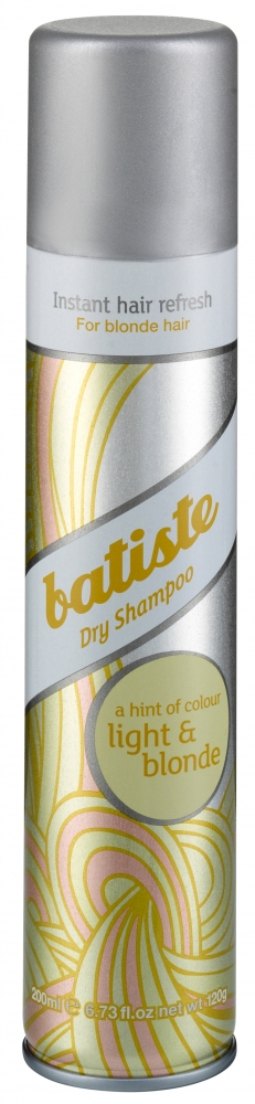 Batiste sampon uscat - Brilliant Blonde
