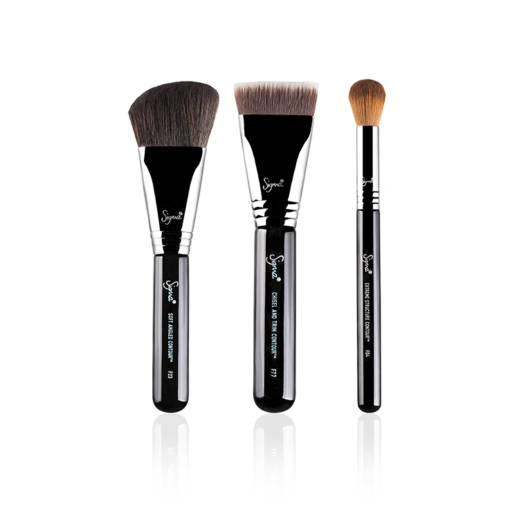 Sigma Beauty set čopičev - Contour Expert Brush Set