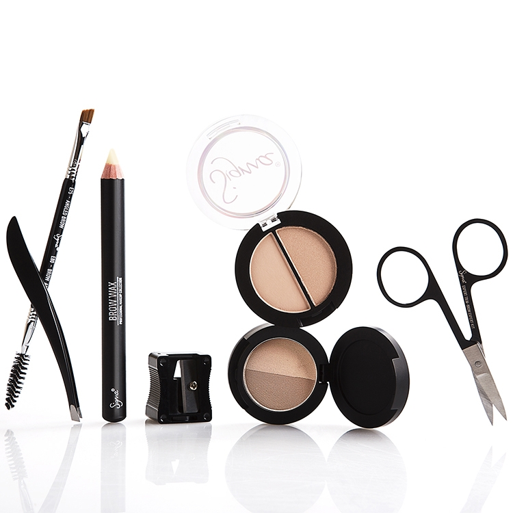 Sigma Beauty set za oblikovanje obrva - Brow Expert Kit - Light