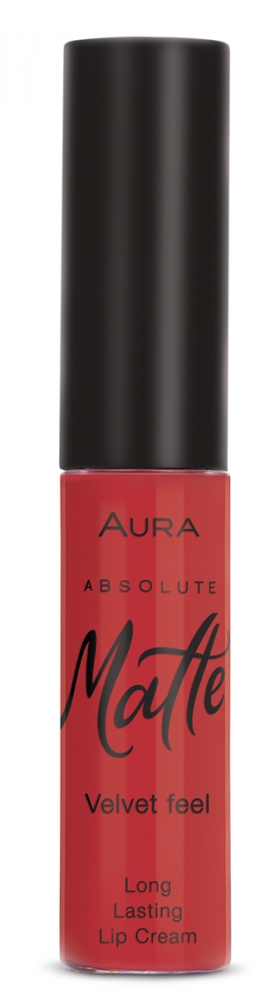 Aura tekutý rúž - Lipstick Absolute Matte - Sooner Or Later 603 (3473)