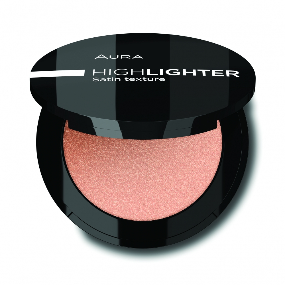 Aura iluminator - Highlighter Nude Shimmer 218 (1905)