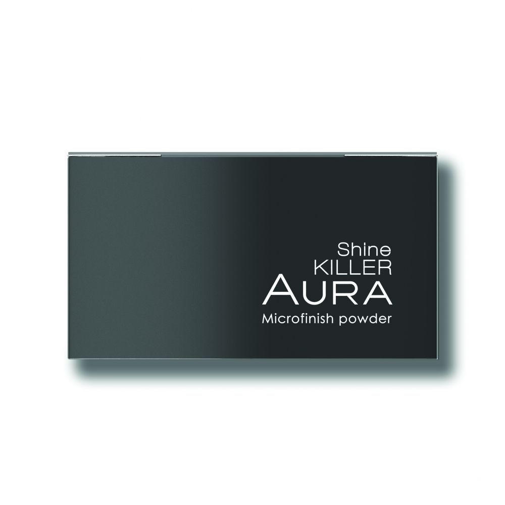 Aura pudra translucida - Mikrofinish Powder Shine Killer (1929)