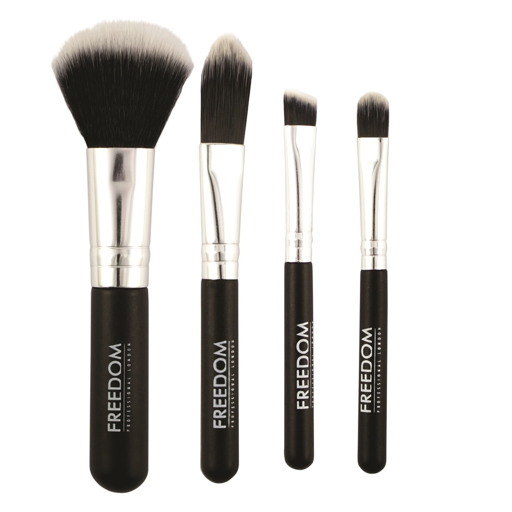 Freedom Makeup mini set kistova - Mini Kit Brush Set