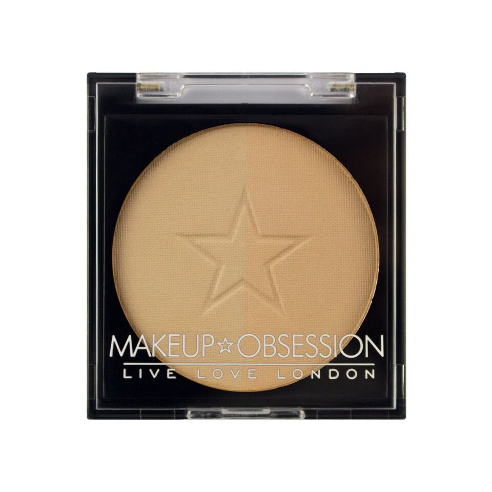 Makeup Obsession puder za obrvi - Brow Duo BR101 Blonde