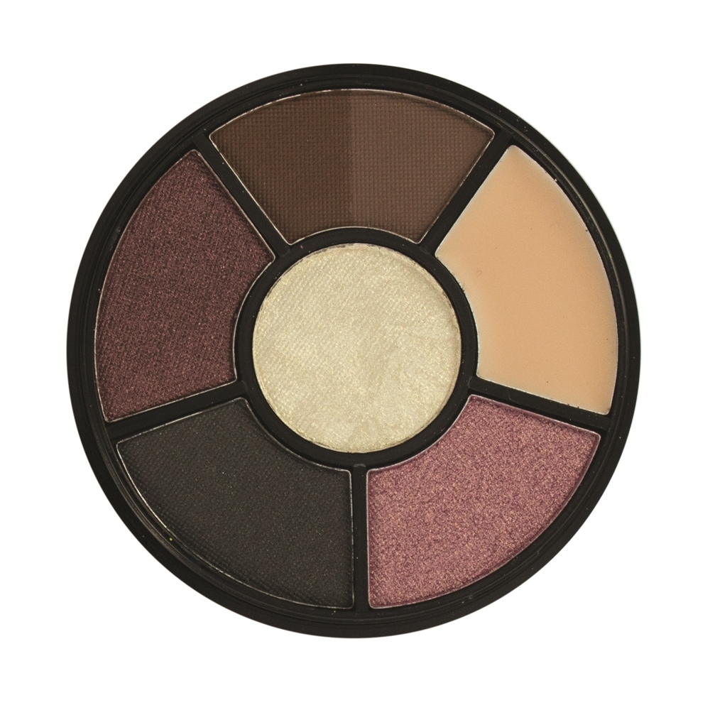 Makeup Revolution paleta sjenila - My Sign Complete Eye Base - Libra