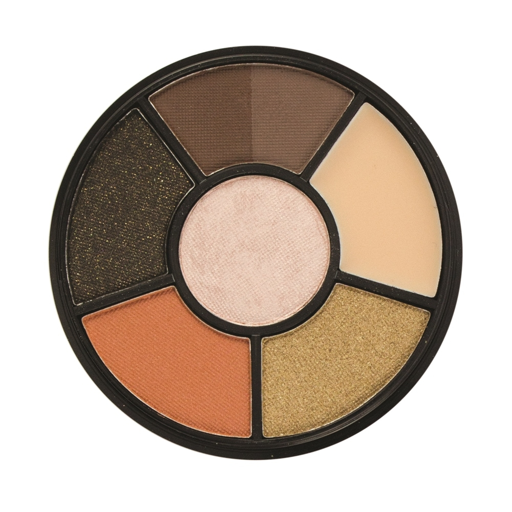 Makeup Revolution paleta sjenila - My Sign Complete Eye Base - Taurus