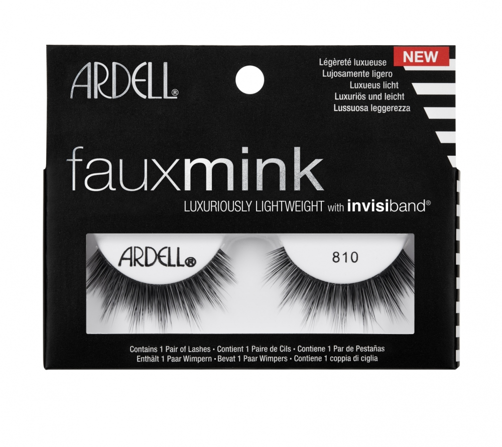 Ardell falsche Wimpern - Faux Mink Lashes 810 (65734)