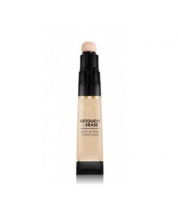 Milani tekući korektor u tubi - Retouch + Erase Light-lifting Concealer - 01 Fair