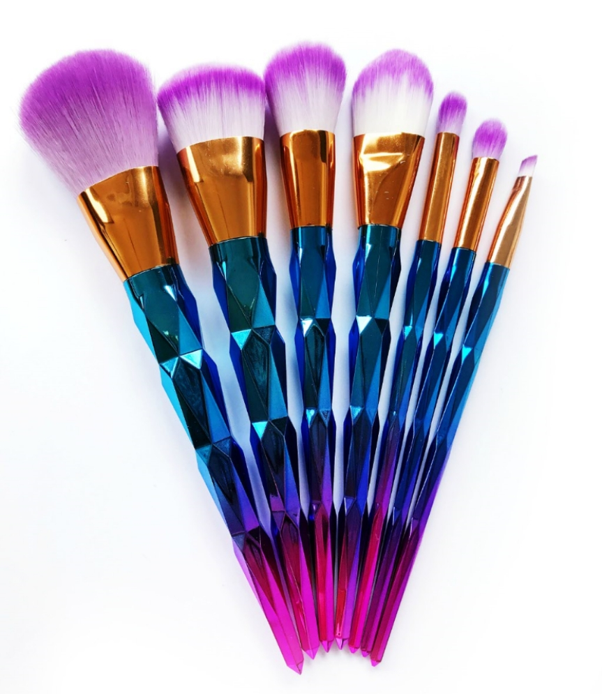 Mayani Design Unicorn Brushes ecsetkészlet