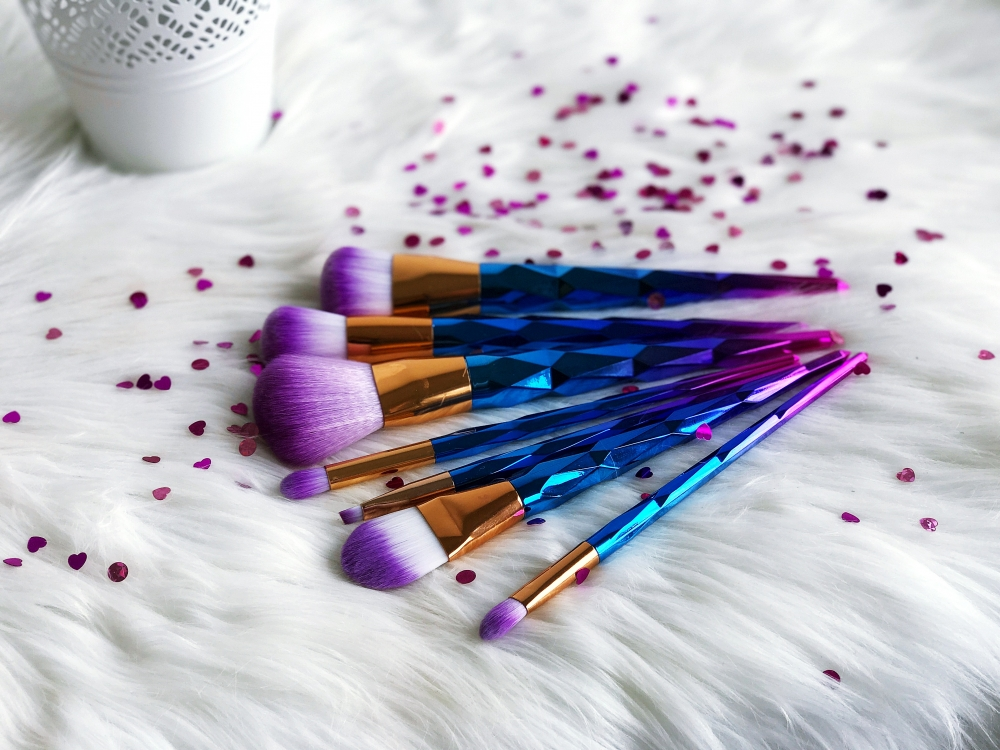 Mayani Design sada štetcov- Unicorn Brushes