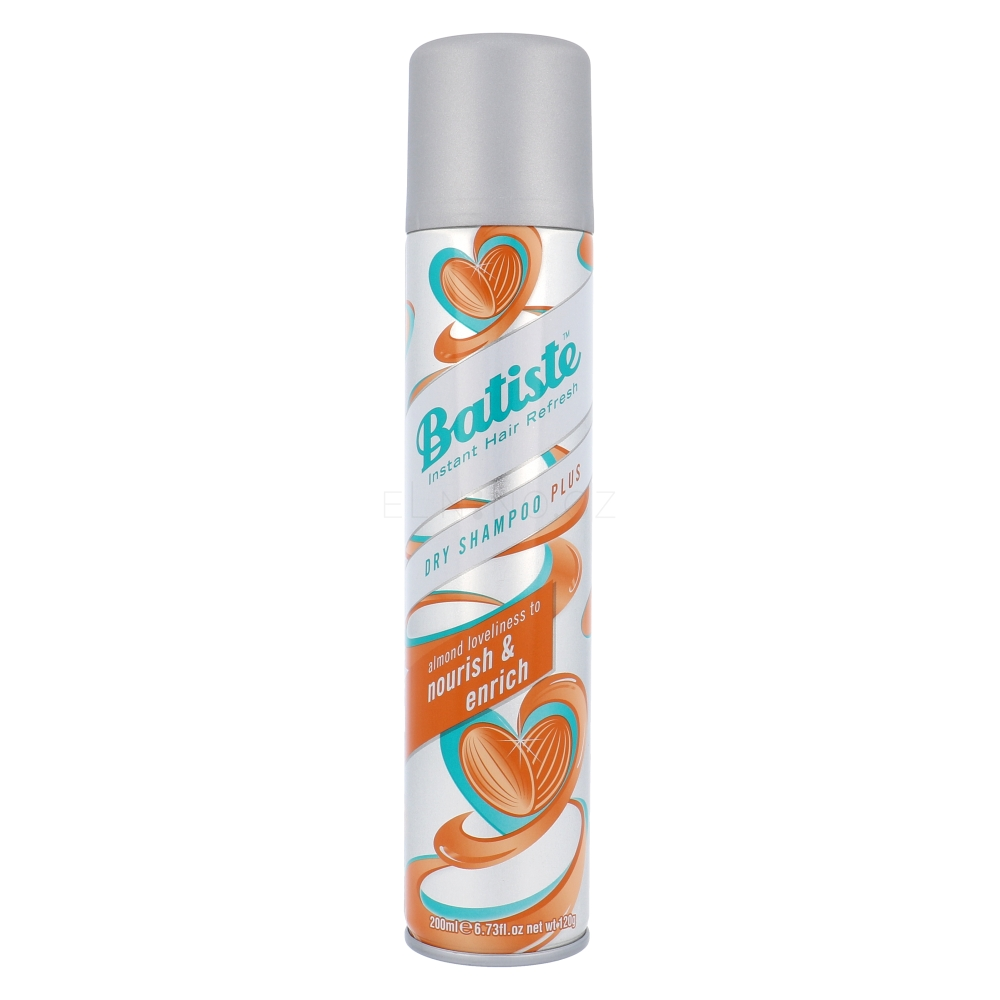 batiste trockenshampoo dry shampoo plus nourish enrich 200 ml pink panda. Black Bedroom Furniture Sets. Home Design Ideas