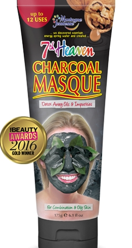 f044dabb68 Vyprodáno · Montagne Jeunesse maska- Charcoal Masque Tube 175 g