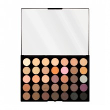 Makeup Revolution paleta 35 senčil - Pro HD Palette Amplified 35 - Neutrals Warm
