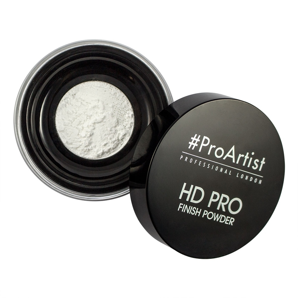 Freedom Makeup prosojni zaključni puder v prahu - HD Pro Finish Translucent Loose