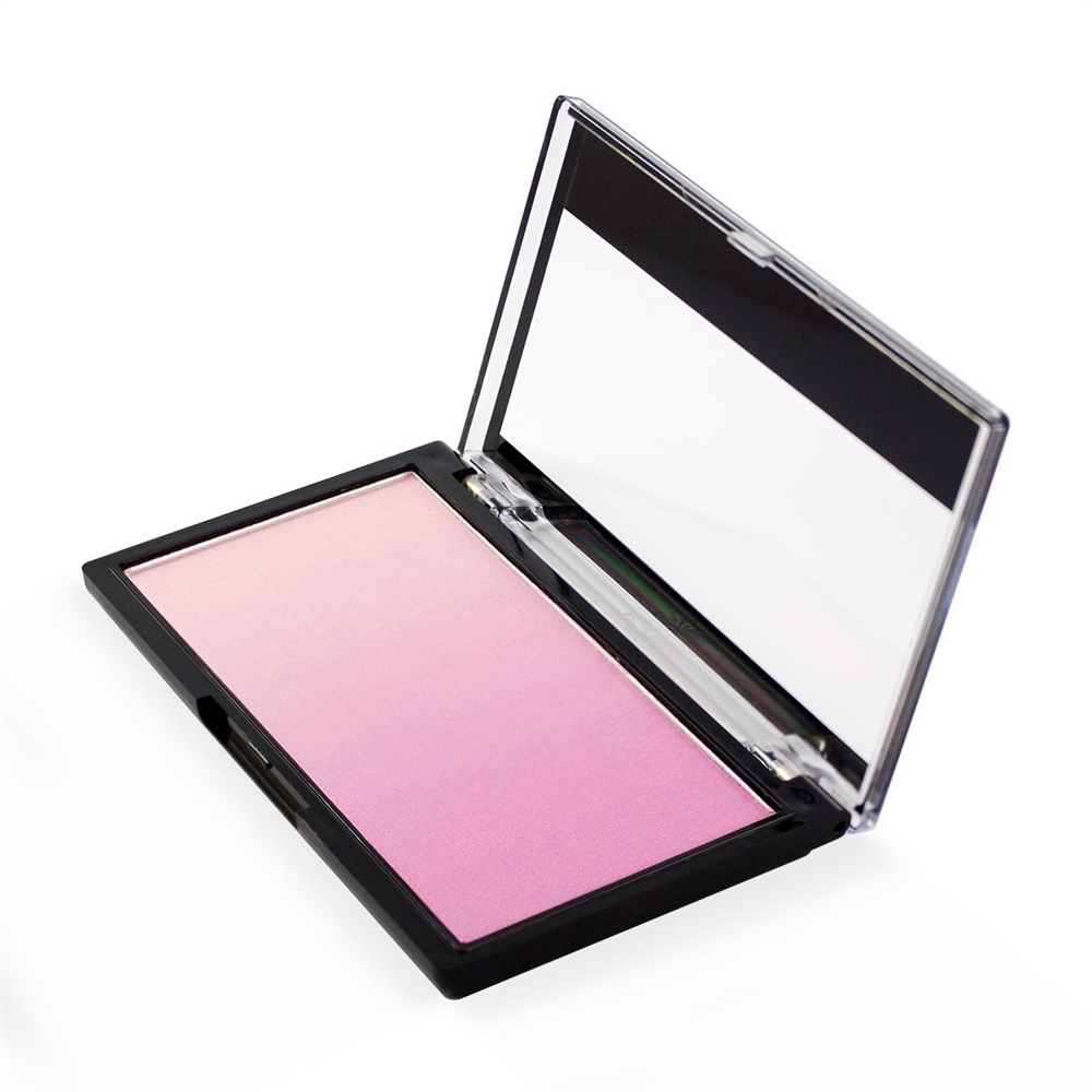 Makeup Revolution kompaktni osvetljevalec - Gradient Highlighter Peach Mood Lights