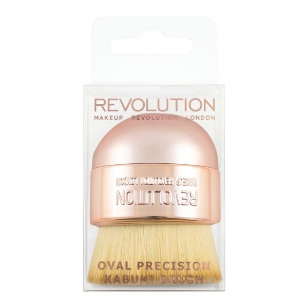 Makeup Revolution kist - Oval Kabuki Brush