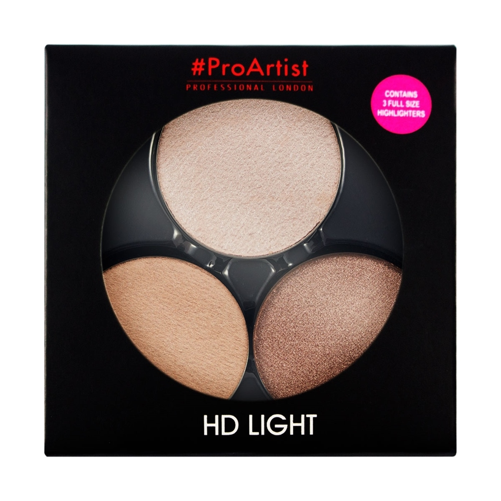 Freedom paleta highlightera - ProArtist Light Packs - HD Lit 2