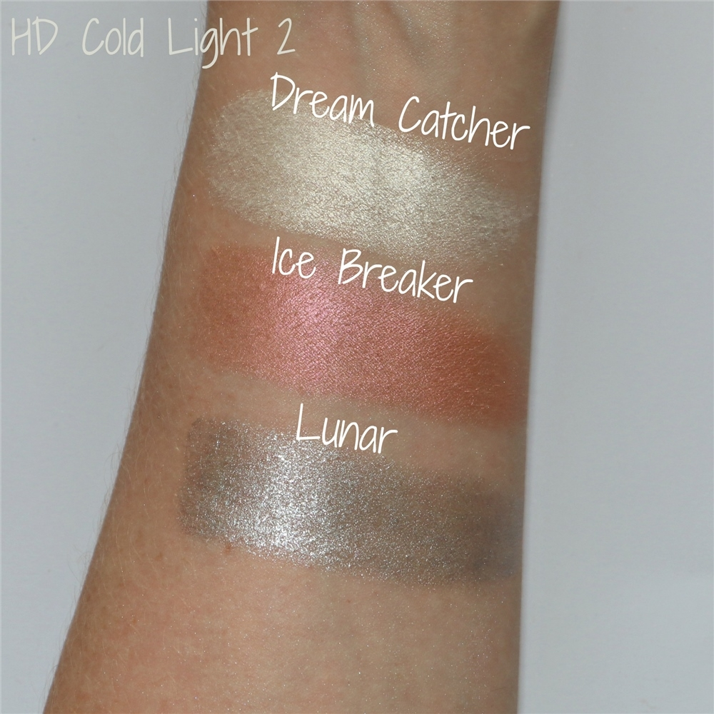 Freedom palette di illuminanti - ProArtist Light Packs - HD Cold Light 2