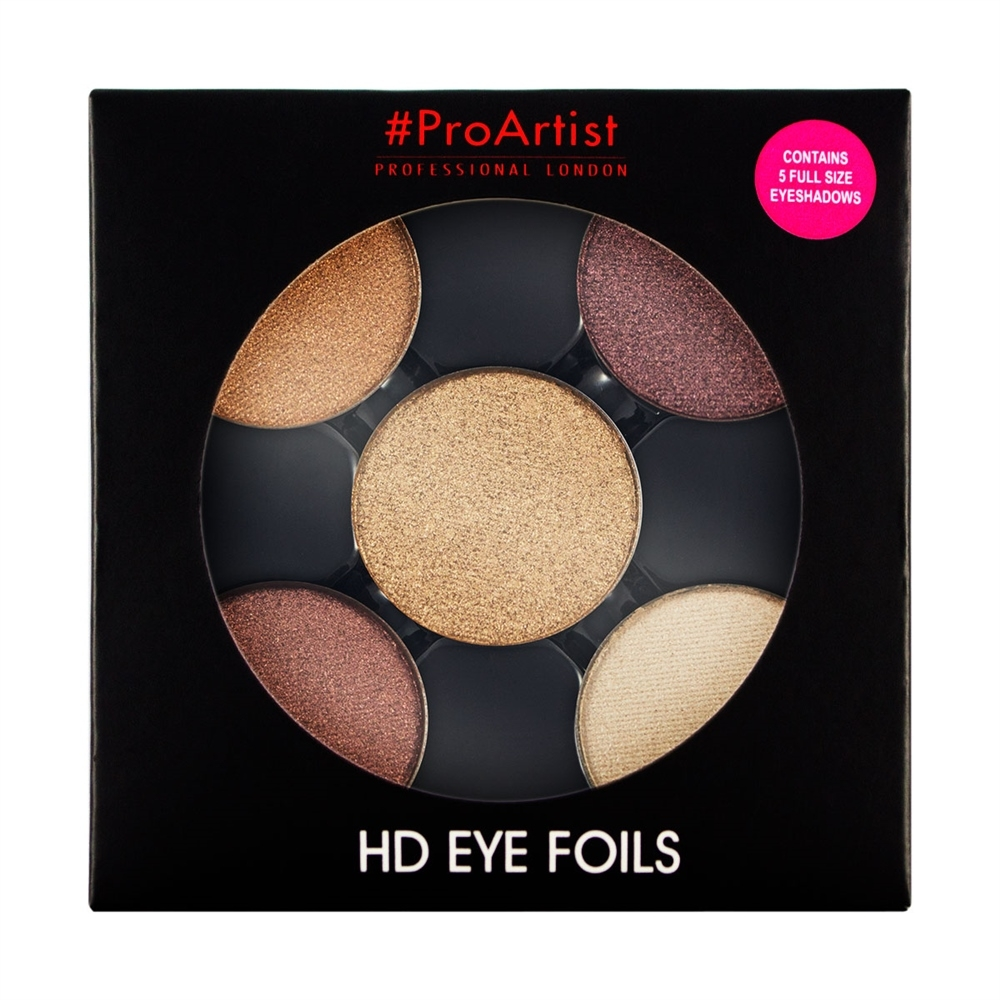 Freedom palette di ombretti  - HD Eye Foils Metallic 2