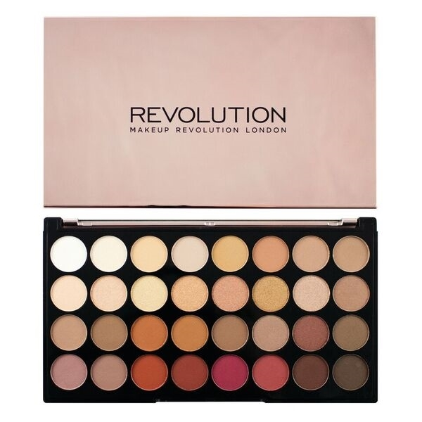 Makeup Revolution paleta sjenila - Ultra 32 Eyeshadow Palette Flawless 3 Resurrection